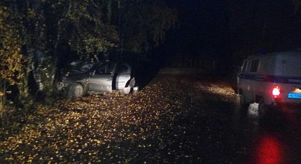 Сбежавшему после ДТП вЗаволжском районе шоферу изавтомобиля помогла выбраться фельдшер