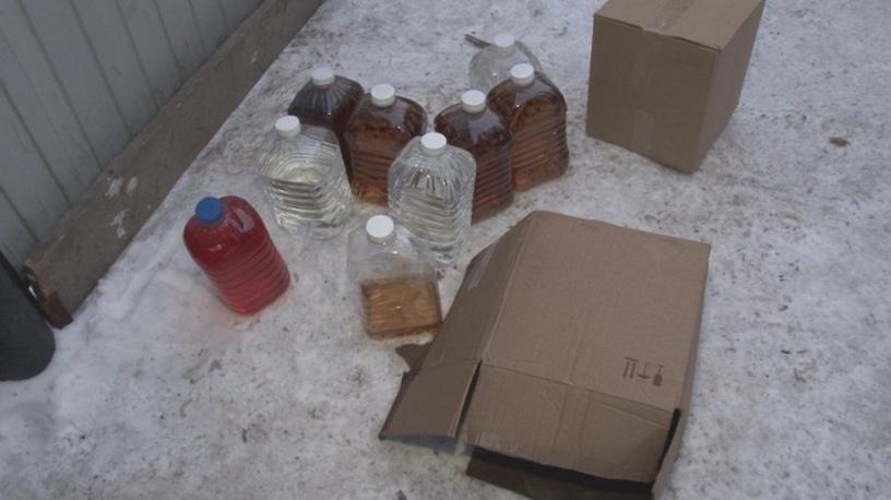 ВИвановской области местный гражданин сбывал опасные для жизни спиртосодержащие жидкости