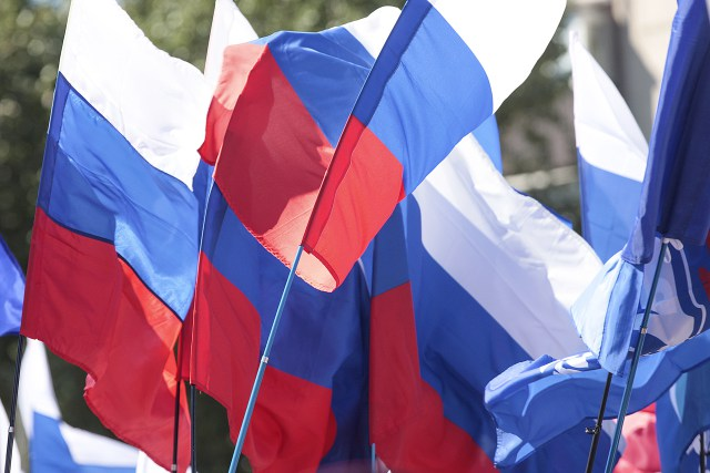 День народного единства Брянск отпраздновал с«Бабкиными внуками»