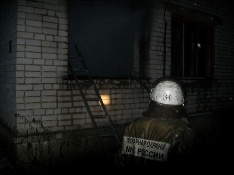 ВИвановской области из-за пожара погибла женщина