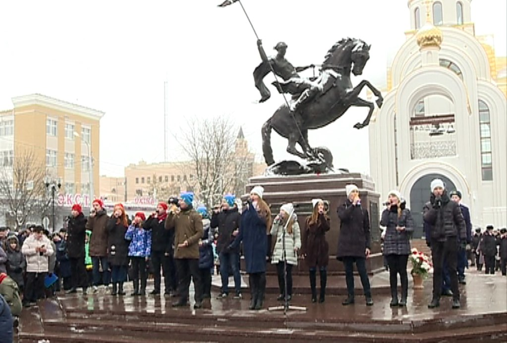 День народного единства отмечает Российская Федерация