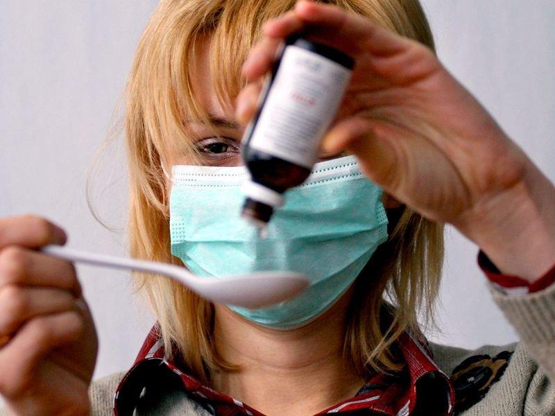 Занеделю вПермском крае ОРВИ заболели неменее 20 тыс. человек
