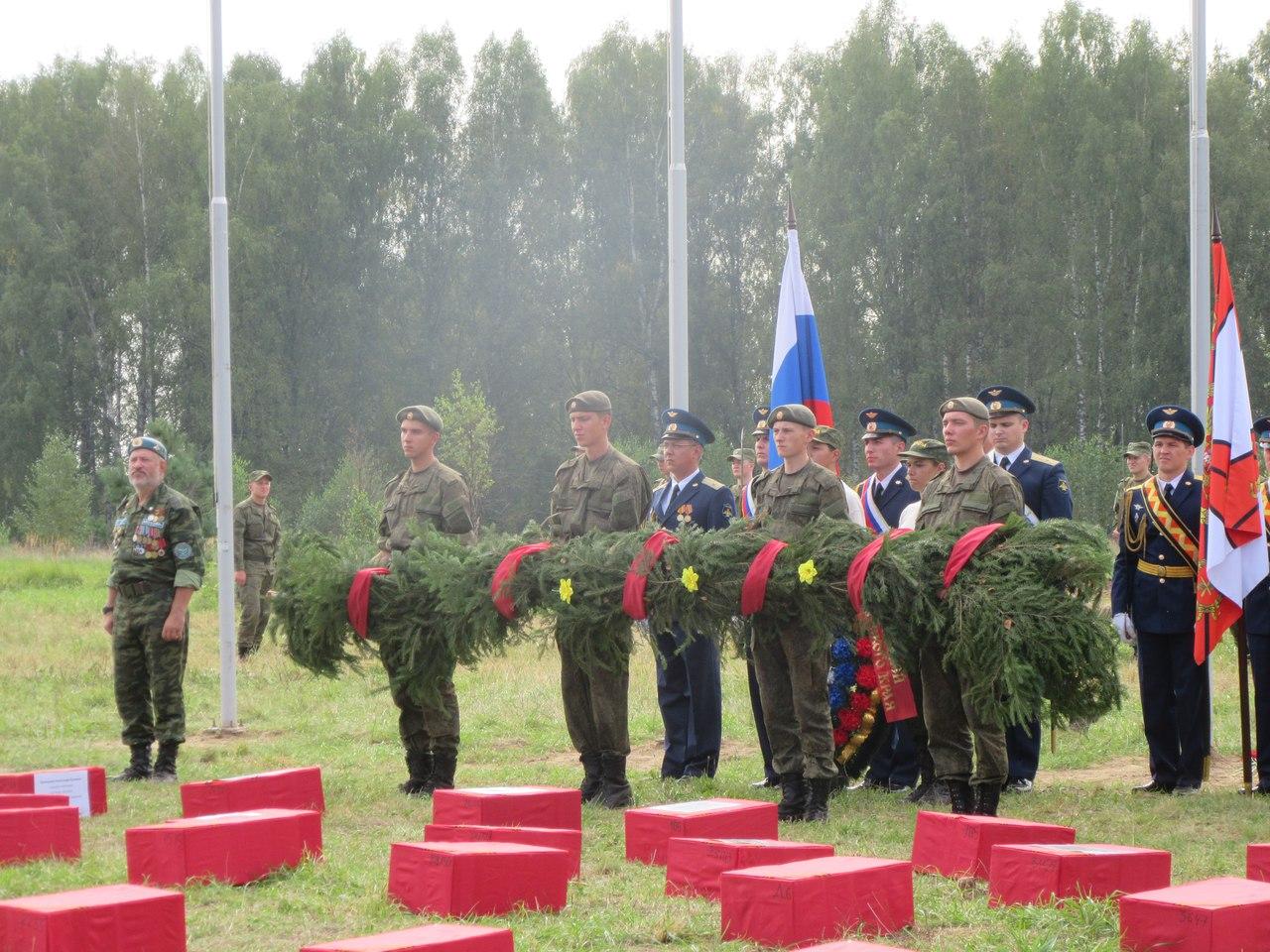 Уполномоченные Башкирии вернулись из интернационального военно-исторического лагеря «Калининский фронт»