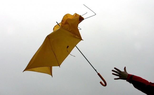 В российской столице вночь навторник предполагается сильный порывистый ветер