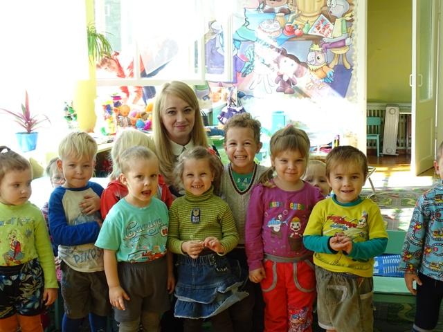 В РФ  отмечают собственный  профессиональный праздник воспитатели