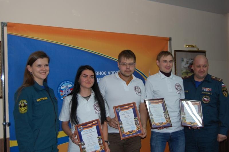 ВГрозном закончился 1-ый этап всероссийских состязаний «Человеческий фактор»
