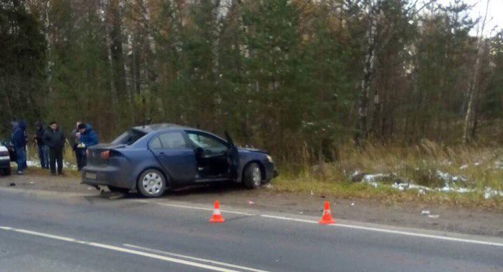 Момент смертоносного ДТП вШуйском районе зафиксировал автомобильный видео регистратор