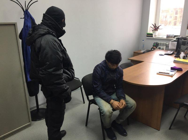 ВЯрославле полицейские изъяли умужчины около 120 граммов наркотического средства