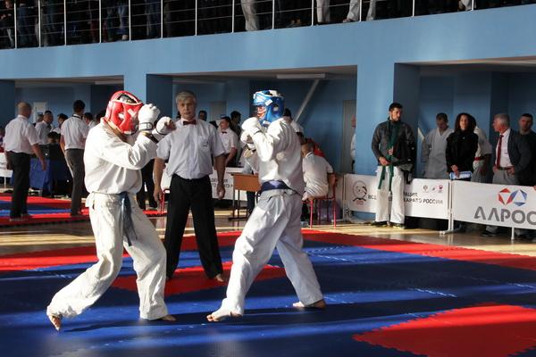 Кинешемские инаволокские каратисты стали призерами Кубка РФ