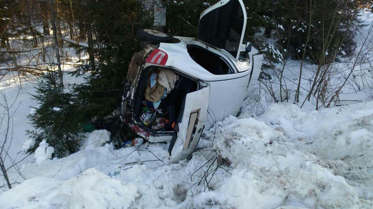 Надороге Иваново-Родники столкнулись две иномарки: есть жертвы