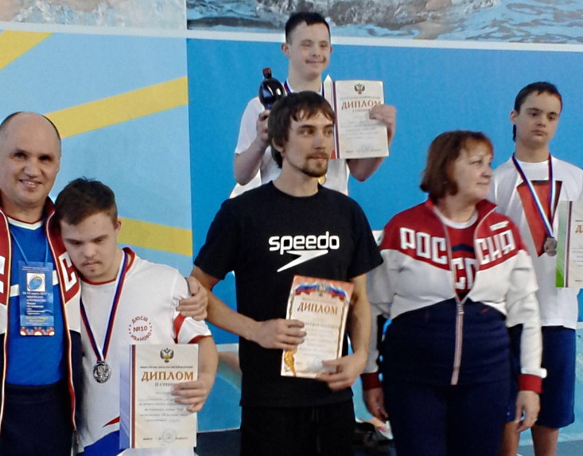 Омский пловец Руслан Якубов стал чемпионом РФ