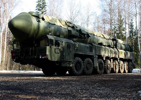 Расчеты баллистических ракет подняты потревоге