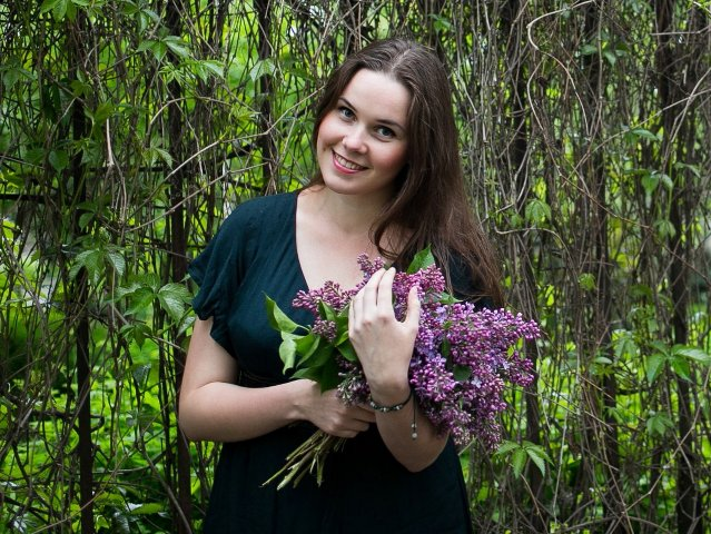 Белгородка Полина Жандармова взяла грант на«Тавриде»