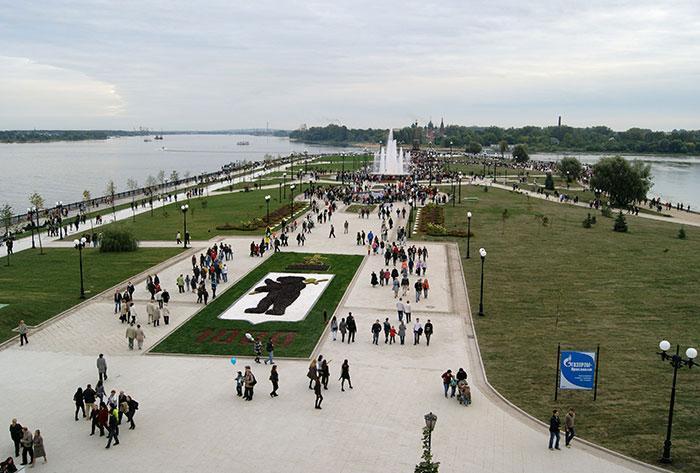 Восемь основных городов Золотого кольца РФ создадут собственный союз
