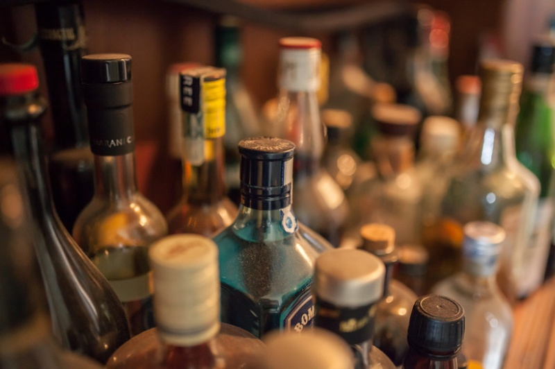 контрафактный алкоголь