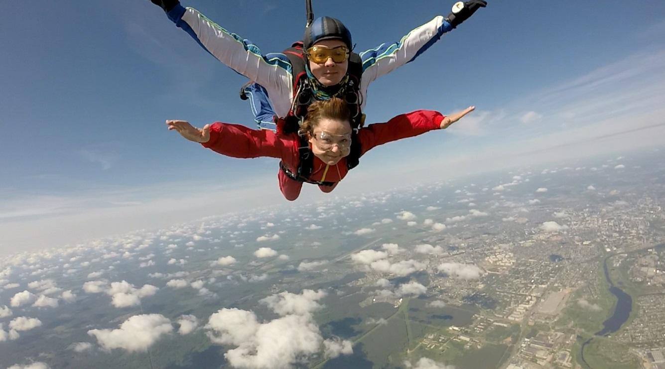 Прыгнуть с парашютом картинки