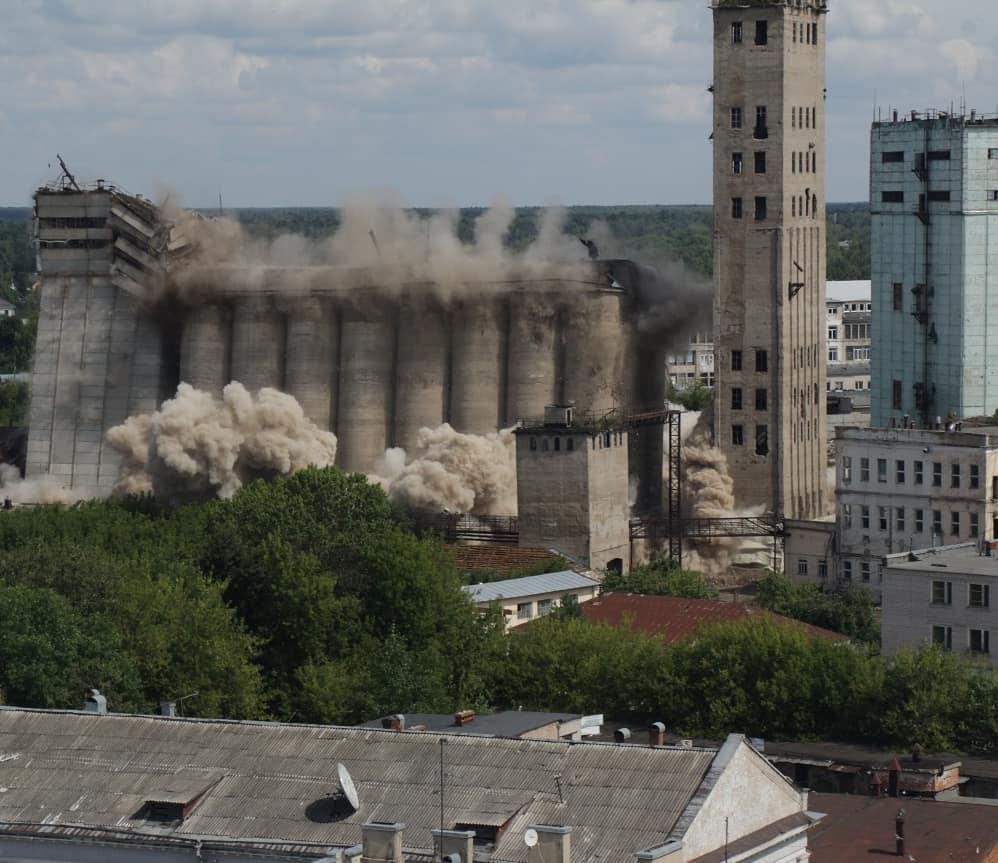 ВИванове намукомольном комбинате произошел взрыв